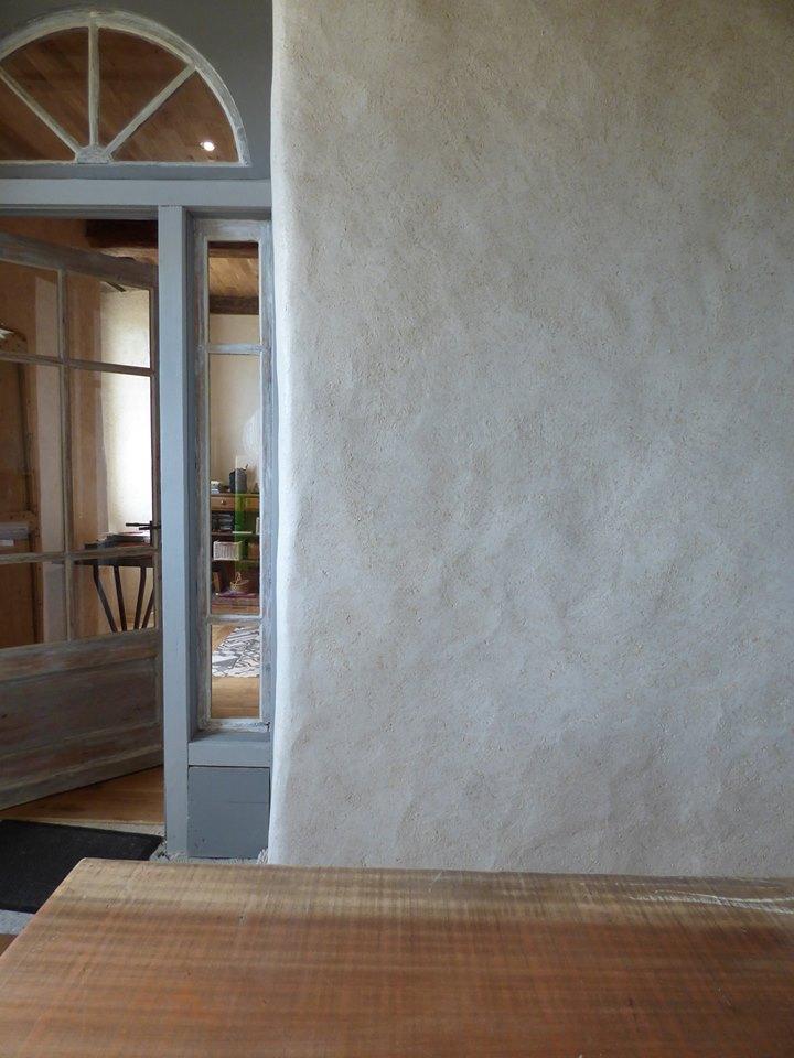 enduit chaux chanvre socli. Black Bedroom Furniture Sets. Home Design Ideas